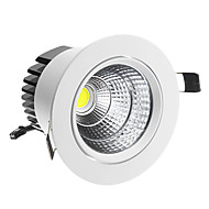 abordables Luces LED Empotradas-Luces de techo (Blanco frío 7 W 420-500 lm- AC 100-240