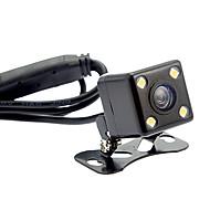 posterior del coche impermeable cámara de visión 170 ° de ayuda al aparcamiento hd