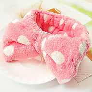 Cute Bowknot Wash Face Japanese Headband Random Color