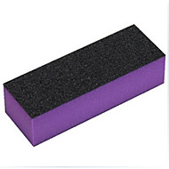 1PCS High Quality Buffer Block for Buffing and Sanding DIY Manicure Nail Tools(Random Color)