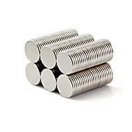voordelige Speelgoed & Hobby-50 pcs 10*1mm Magnetisch speelgoed Bouwblokken / Puzzle Cube / Neodymium magneet Magneet Magnetisch Meisjes Kinderen / Volwassenen Geschenk