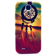 For Samsung Galaxy Case Pattern Case Back Cover Case Dream Catcher PC Samsung S4