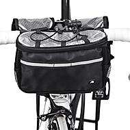 abordables Deportes y Estilo de Vida-Nuckily Bolsa para Cuadro de Bici Multifuncional Bolsa para Bicicleta Poliéster Bolsa para Bicicleta Bolsa de Ciclismo Ciclismo / Bicicleta