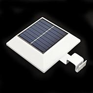preiswerte LED Solarleuchten-4-LED Solar Zaun Gutter Licht Yard Garden Wall Lobby Pathway-Lampe mit PIR-Bewegungssensor