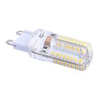 voordelige 2-pins LED-lampen-g9 3w 180lm 3200k 64x3014 warm wit led lamp (ac 200-240v / ac 100-120v)