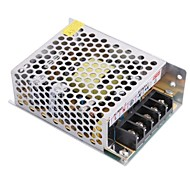 abordables Transformador de Voltaje-12V 5A 60W Voltaje constante, AC / DC Unidad de potencia del convertidor (110-240V a 12V)