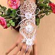 Női Gyűrű karkötők Csipke Ékszerek Kompatibilitás Esküvő Parti