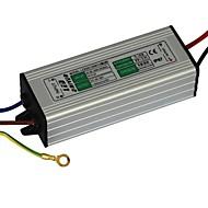 jiawen® 20W 600mA LED tápegység led állandó áram vezető áramforrás (dc 28-36v kimenet)