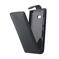 abordables Fundas-Funda Para Nokia Nokia Lumia 930 Funda Nokia Flip Funda de Cuerpo Entero Color sólido Dura Cuero de PU para