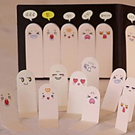 Finger Expressions DIY Scrapbook Sticker(100 Pages/PCS)