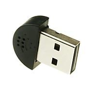 mini usb micrófono 2.0 para pc