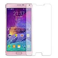 Недорогие Чехлы и кейсы для Galaxy Note-Защитная плёнка для экрана Samsung Galaxy для Note 4 Закаленное стекло Защитная пленка для экрана Против отпечатков пальцев