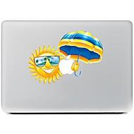 abordables 50% de DESCUENTO y Más-1 pieza Adhesivo para Anti-Arañazos Logo Playing With Apple Diseño MacBook Pro 13 ''
