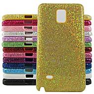 Mert Samsung Galaxy Note Other Case Hátlap Case Csillámpor PC Samsung Note 4