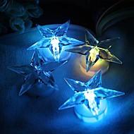お買い得  Coway-LEDナイトライト バッテリー アクリル 1ライト 7.0*3.5*3.7cm