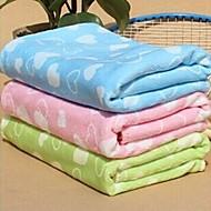 billige Badeværelsesartikler-Håndklæder Bruser Tekstil Multi-funktion / Miljøvenlig / Tegneserier / Gave