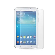 abordables Galaxy Tab Protectores de Pantalla-Protector de pantalla para Samsung Galaxy PET Protector de Pantalla Frontal Alta definición (HD)