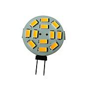 お買い得  LED スポットライト-1.5 W 3000-3200 lm G4 LEDスポットライト 12 LEDビーズ SMD 5630 温白色 12 V