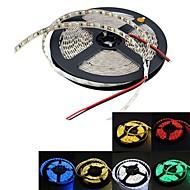 economico Commercio all'ingrosso di illuminazione a LED-1pc 5m flessibile led strip light ip20 non-wanterproof 300 leds 3528 smd warm bianco / bianco / rosso dc 12 v