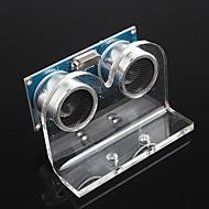 お買い得  Arduino 用アクセサリー-arduinoのための超音波モジュールさhc-SR04測距トランスデューサセンサブラケット