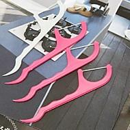 abordables Artículos para el Hogar-25 piezas dentales portátiles peluquería herramienta seya contra (color al azar)