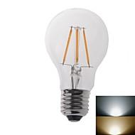 halpa LED-pallolamput-3000-6500 lm E26/E27 LED-pallolamput 1 ledit COB Lämmin valkoinen Kylmä valkoinen AC 220-240V