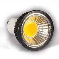 abordables MORSEN-GU10 Focos LED MR16 1 COB 350-400 lm Blanco Cálido Regulable AC 100-240 V
