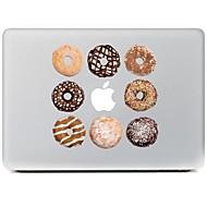 tanie -herbatniki zaprojektować dekoracyjne naklejki skóry powietrza MacBook / Pro / Pro z wyświetlaczem siatkówki