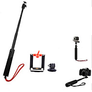 billige Sportskameraer og GoPro-tilbehør-Klemme Håndgreb Etbensstativ Til Action Kamera Gopro 5 Gopro 3 Gopro 2 Gopro 3+