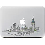 byen design dekorative hud sticker til MacBook Air / pro / pro med retina display