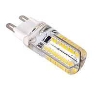 お買い得  LED コーン型電球-YWXLIGHT® 1個 4 W 400 lm G9 LEDコーン型電球 T 80 LEDビーズ SMD 3014 調光可能 温白色 / クールホワイト 220-240 V