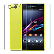 (2.5D, 0.3mm, 9h) herdet glass film skjermbeskytter for Sony Xperia z1 kompakt / z1 mini