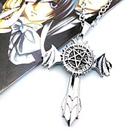 zwarte butler ciel Faustiaanse contract cosplay ketting