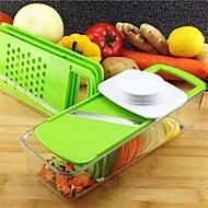 1 τμχ Επιφάνεια Κοπής For για Φρούτα / για λαχανικών Πλαστικό Πολυλειτουργία / Δημιουργική Κουζίνα Gadget