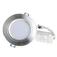 LED Ceiling Lights Recessed Retrofit 20 leds SMD 5730 Decorative Warm White Cold White 800lm 3000-6000K AC 85-265V