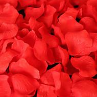 100 adet / çanta gül yaprağı çiçek ev dekorasyon düğün kaynağı gül