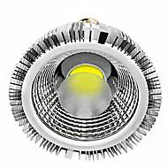 abordables Luces LED Par-par38 povi® e27 7w espectro completo llevado crece la luz más pequeña para la floración (ac 100-240v)