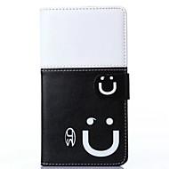 Для Samsung Galaxy Note Бумажник для карт / со стендом / Флип Кейс для Чехол Кейс для Мультяшная тематика Искусственная кожа SamsungNote