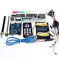 お買い得  Arduino 用アクセサリー-Arduinoのための電子部品スターターキットスターターキット学習キット