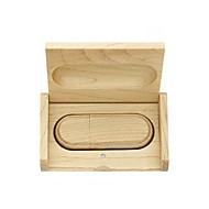 16GB usb flash drive usb disk USB 2.0 Wooden Gift box