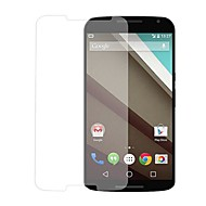 Protector de pantalla - Moto Nexus 6 - Alta Definición (HD)/Anti-Caídas/Anti-Arañazos/Anti-Huellas