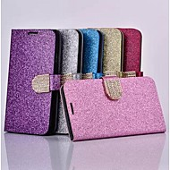 PU Leather Luxury Set Auger Buckle Body Sheet Jelly Set for Samsung Note 3