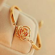 Men's / Women's Chain Bracelet - Gold Plated Bracelet Golden For Christmas Gifts / Wedding / Party