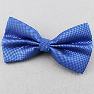 cheap -Unisex Party / Work Bow Tie - Solid Colored