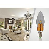 E14 LED Λάμπες Κεριά CA35 leds SMD 650-700lm Θερμό Λευκό 3000-3500K Διακοσμητικό AC 85-265