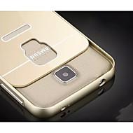 Voor Samsung Galaxy hoesje Schokbestendig hoesje Achterkantje hoesje Effen kleur Acryl Samsung S5