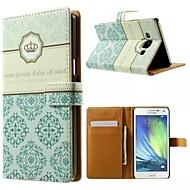 Για Samsung Galaxy Θήκη Θήκες Καλύμματα Θήκη καρτών με βάση στήριξης Ανοιγόμενη Μαγνητική Με σχέδια Τσαντάκι πουγκί tok Πλακάκι PU Δέρμα