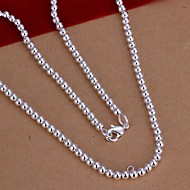 Collane in argento sterling