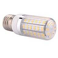 halpa -E26/E27 LED-maissilamput T 60 ledit SMD 5730 Lämmin valkoinen Kylmä valkoinen 1200lm 2800-3200/6000-6500K AC 220-240 AC 110-130V