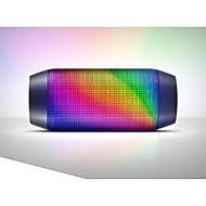 altavoces inalámbricos Bluetooth 2.1 CH Portable Al Aire Libre Mini Luz LED